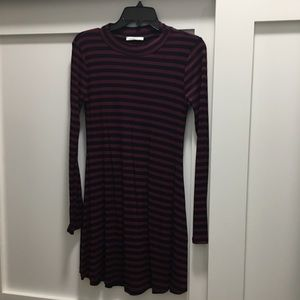 Lush swing dress size M